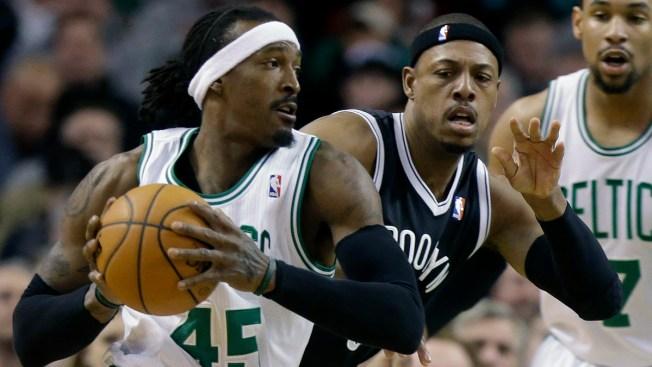 Nets Top Celtics 85-79 as Pierce, Garnett Return
