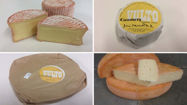Vulto Creamery Recalls All Soft, Wash-Rind Raw Milk Cheeses Over Possible Health Risk