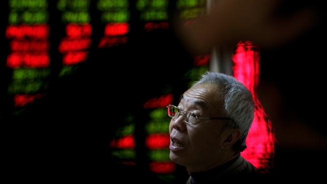 Chinese Stock Market Tanks, Trading Halted