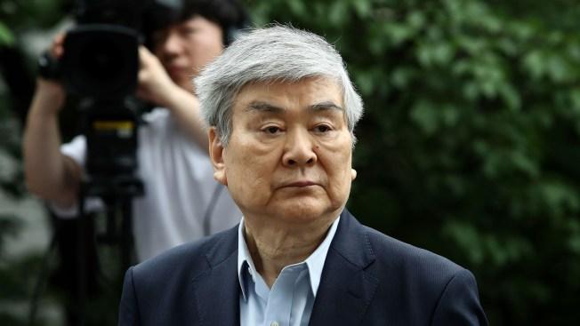 Cho Yang-Ho, Embattled CEO of Korean Air, Dies at 70