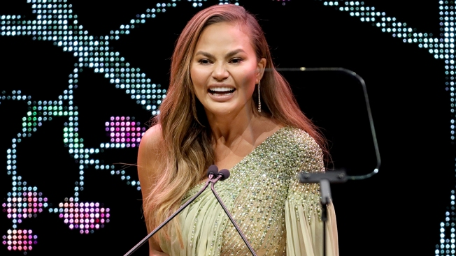 Chrissy Teigen Claps Back at Troll Who Commented on Her 'Chefs and Nannies'