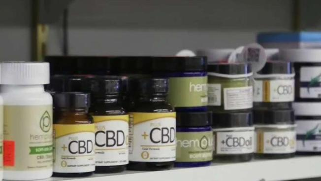 CBD-Infused Foods and Drinks Grow in Popularity at NYC Shops, Cafes