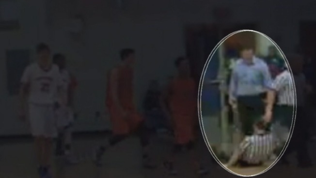Fired Coach Pleads Guilty in Ref Head-Butting Case