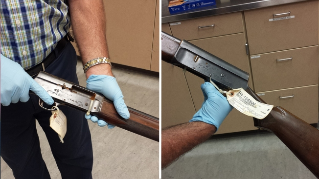 Seattle Police Release Photos of Kurt Cobain Suicide Gun