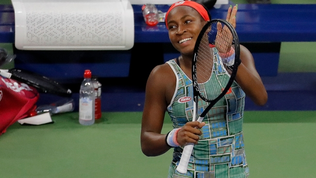 Call Coco the Comeback Kid: Gauff Wins US Open Debut at 15