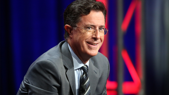 Stephen Colbert Reveals the One Topic That's Off Limits at the Emmys