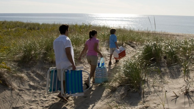 Hamptons Beach Named Among America's Best by Dr. Beach