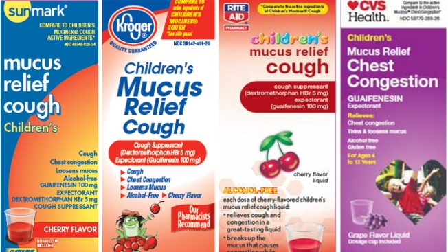Perrigo Recalls Children's Cough Syrup Over Overdose Risk