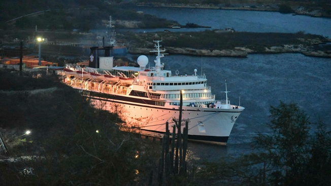 28 to Remain on Scientology Ship in Curacao in Measles Scare