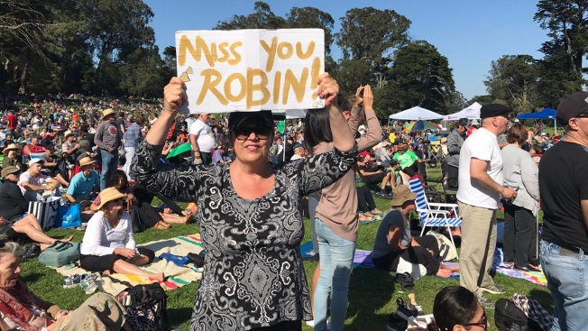 Part of San Francisco's Golden Gate Park Renamed for Robin Williams