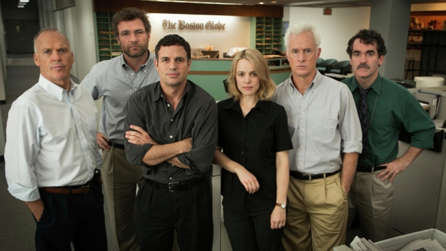 Studio Behind 'Spotlight' Acknowledges Fictionalizing Dialogue