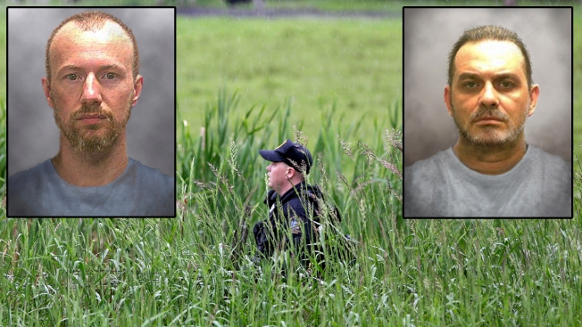 State Police Release New Images of Escaped Murderers, Expand Search Area