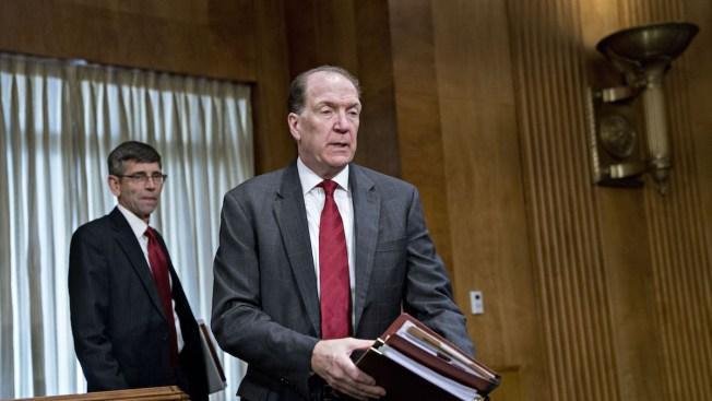 Trump Taps David Malpass, Critic of World Bank, to Lead It