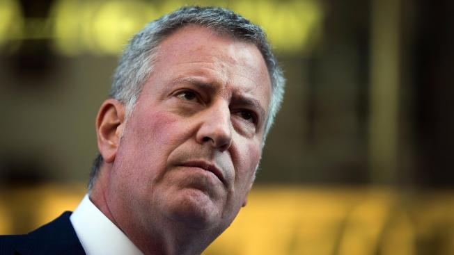 Mayor Bill De Blasio Offers Plan to Diversify Elite NYC High Schools