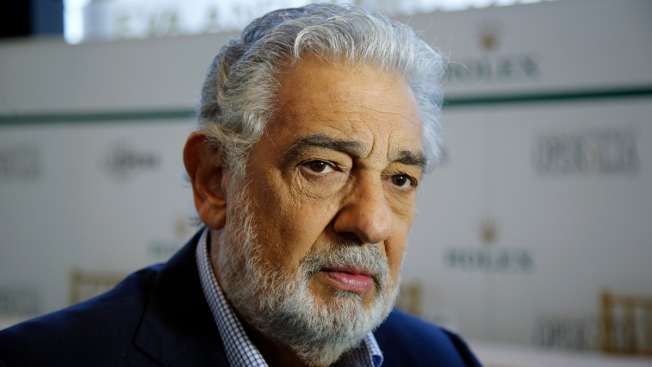 Placido Domingo Won't Perform at Tokyo Olympics Cultural Events