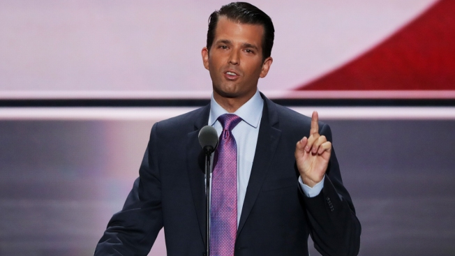 Trump Jr. Suggested Women Who Can't Handle Harassment Don't Belong in Workforce