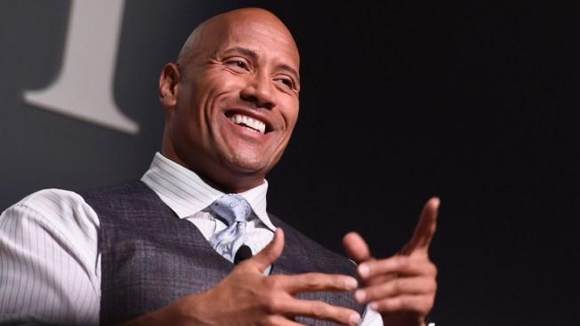 Dwayne 'The Rock' Johnson Announces He's Returning to Wrestlemania