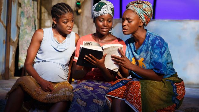 Lupita Nyong'o Makes New York Stage Debut in War Drama 'Eclipsed'