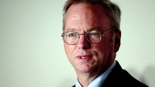 Eric Schmidt, Former Google CEO, Stepping Down as Executive Chairman at Alphabet