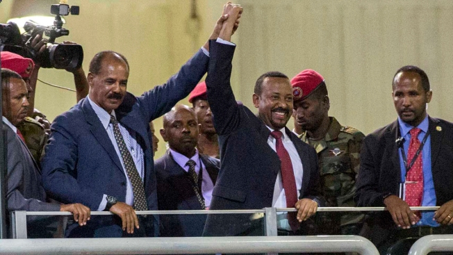 Ethiopian PM Wins Nobel for Efforts to End Eritrea Conflict