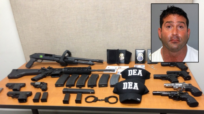 Long Island Man Posed as Federal Agent to Buy Gun: State Police