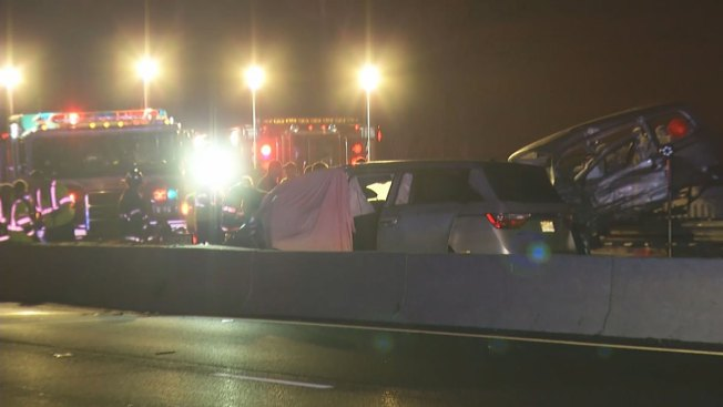 Killed, 3 Injured in Wrong-Way Crash on NJ Highway