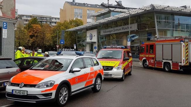Man With Knife Attacks 8 People in Munich; Suspect Arrested