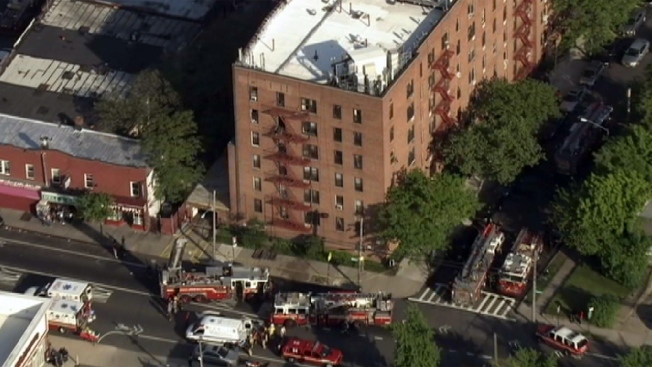 16 Hurt in Queens Apartment Blaze: FDNY