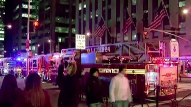 Small Fire Reported at Time & Life Building in Midtown: FDNY