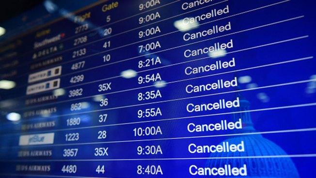 Newark, JFK, LaGuardia Airports Worst for Holiday Flight Cancellations, Study Says
