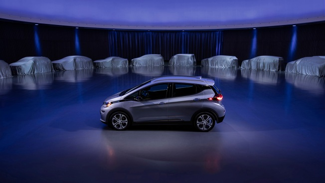 GM Is Going All Electric, Will Ditch Gas- and Diesel-Powered Cars