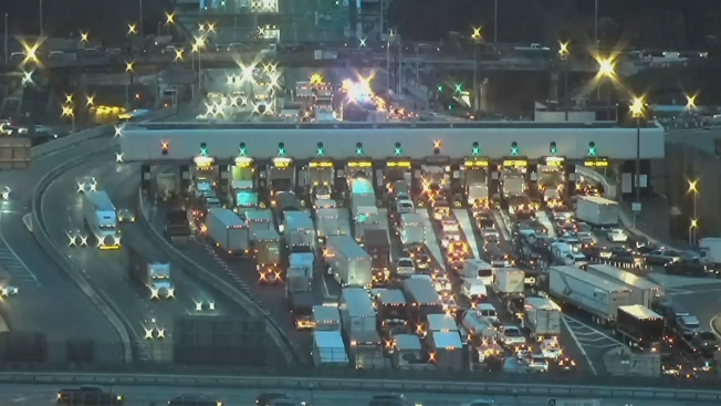 Major Delays on Inbound Upper Level of the GWB Due to Emergency Repairs