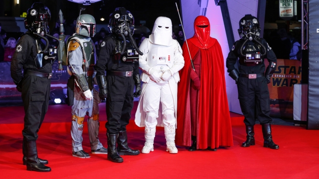 German Church to Highlight 'Star Wars' During Service