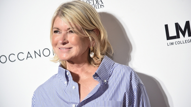 Martha Stewart Has First Uber Ride in NYC, and It Was 'a Mess Inside and Out'
