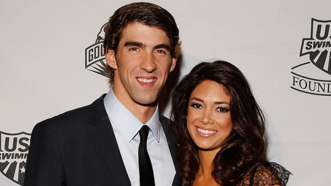 Michael Phelps and Fiancée Nicole Johnson Expecting a Baby Boy