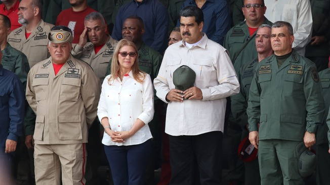 US Sanctions Maduro's Stepsons for Alleged Food Corruption