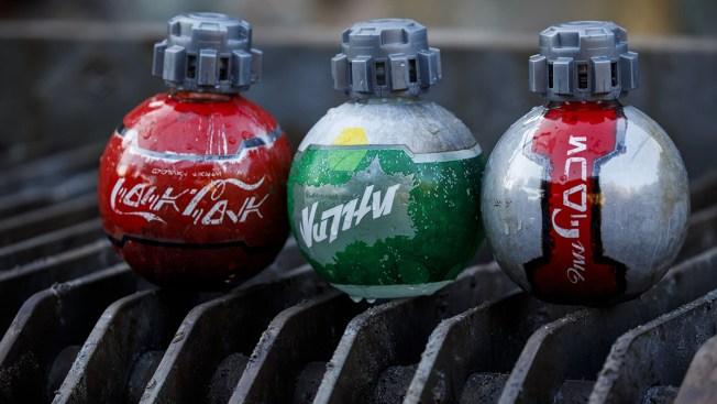 TSA Bans Star Wars Galaxy's Edge 'Thermal Detonator' Coke Bottles