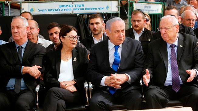 Arab Lawmakers in Israel Endorse Gantz for Prime Minister