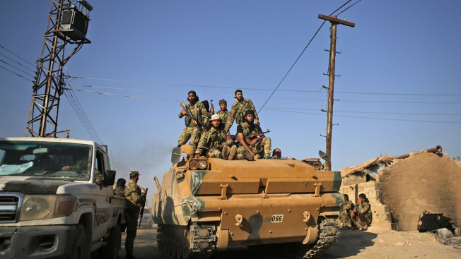 Syria's Kurds Look to Assad for Protection After US Pullout