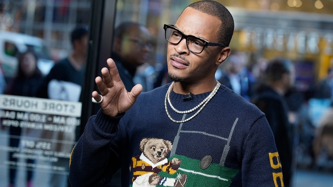 T.I. Says He Goes to Gynecologist With His Daughter to 'Check Her Hymen'