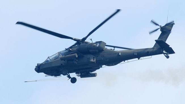 2 Dead as U.S. Army Chopper Crashes in S. Korea