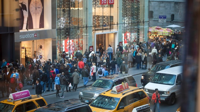 Fifth Avenue Is the Most Expensive Retail Corridor in the World, Report Says