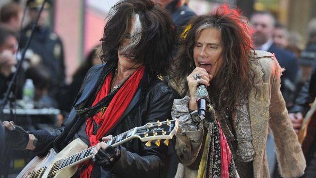 Aerosmith to Rock Las Vegas Residency in 2019