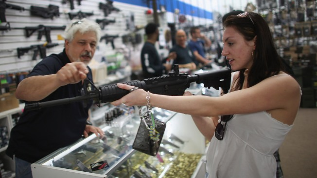 America's Gun Business, by the Numbers