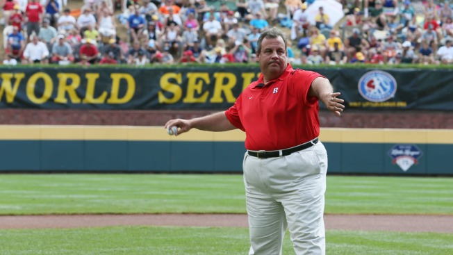 Gov. Christie Calls Phillies 'Awful Team,' Says Fans Are 'Bitter'