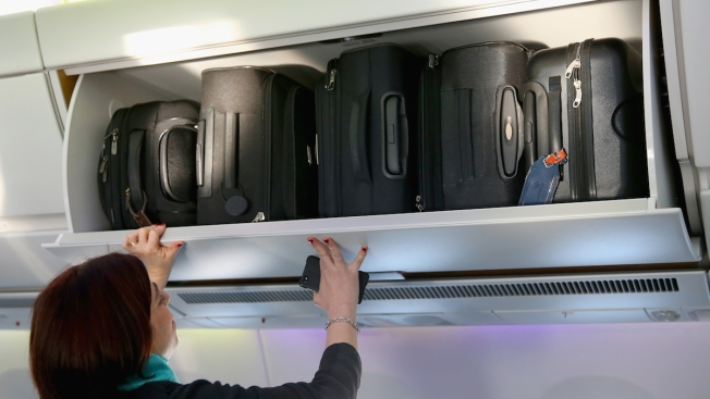 Airlines Want Smaller Carry-On Bags to Free Up Overhead Bins