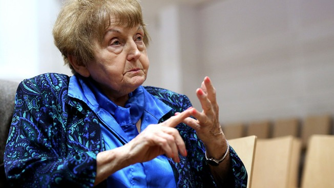Holocaust Survivor Eva Kor Dies at Age 85