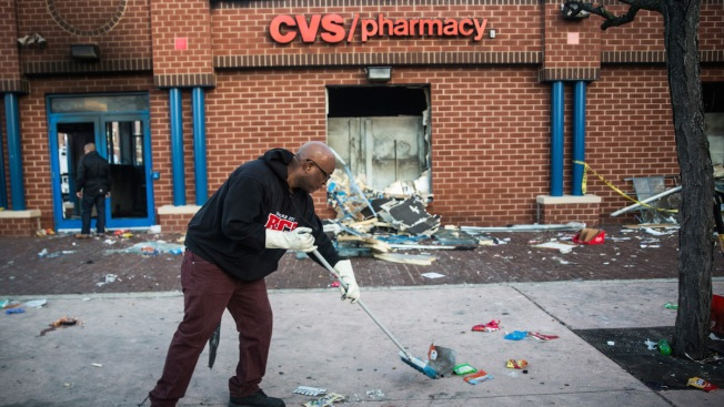 Man Sentenced in CVS Arson During Baltimore Unrest