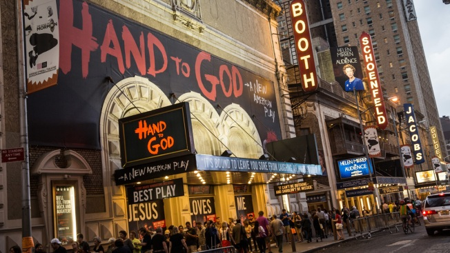 Broadway Theatergoer Yanked Off Set After Trying to Recharge Phone in Onstage Plug