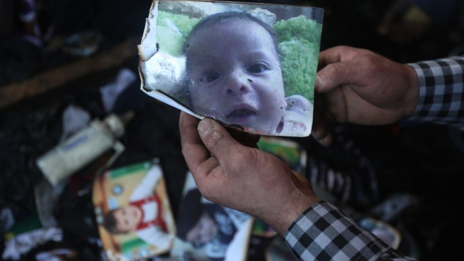 Netanyahu Calls Abbas After Arson That Killed Toddler